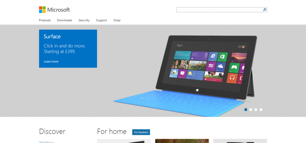 Microsoft UK   Devices and Services
