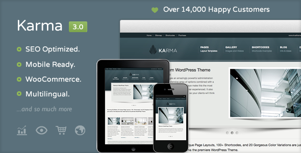 Top 20 Best selling wordpress themes in Themeforest History