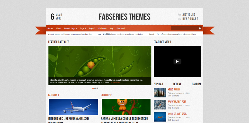 Fabseries themes2
