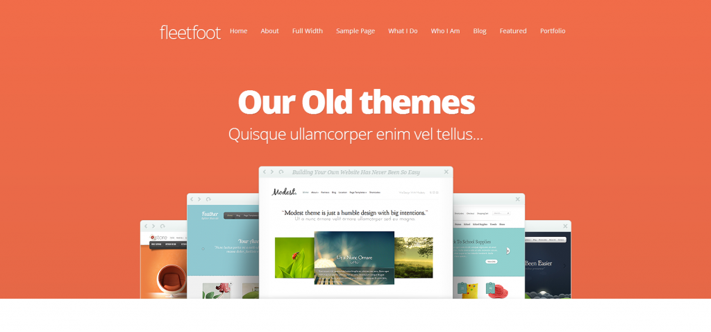 Fleet Foot   Just another Theme Giant Products site