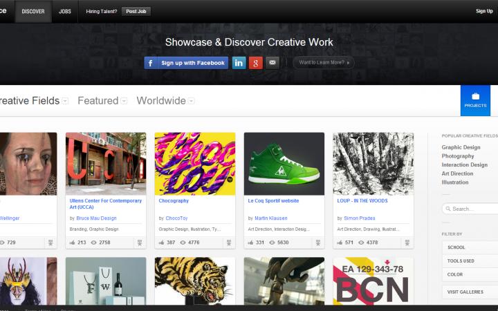 11 social network websites for designers