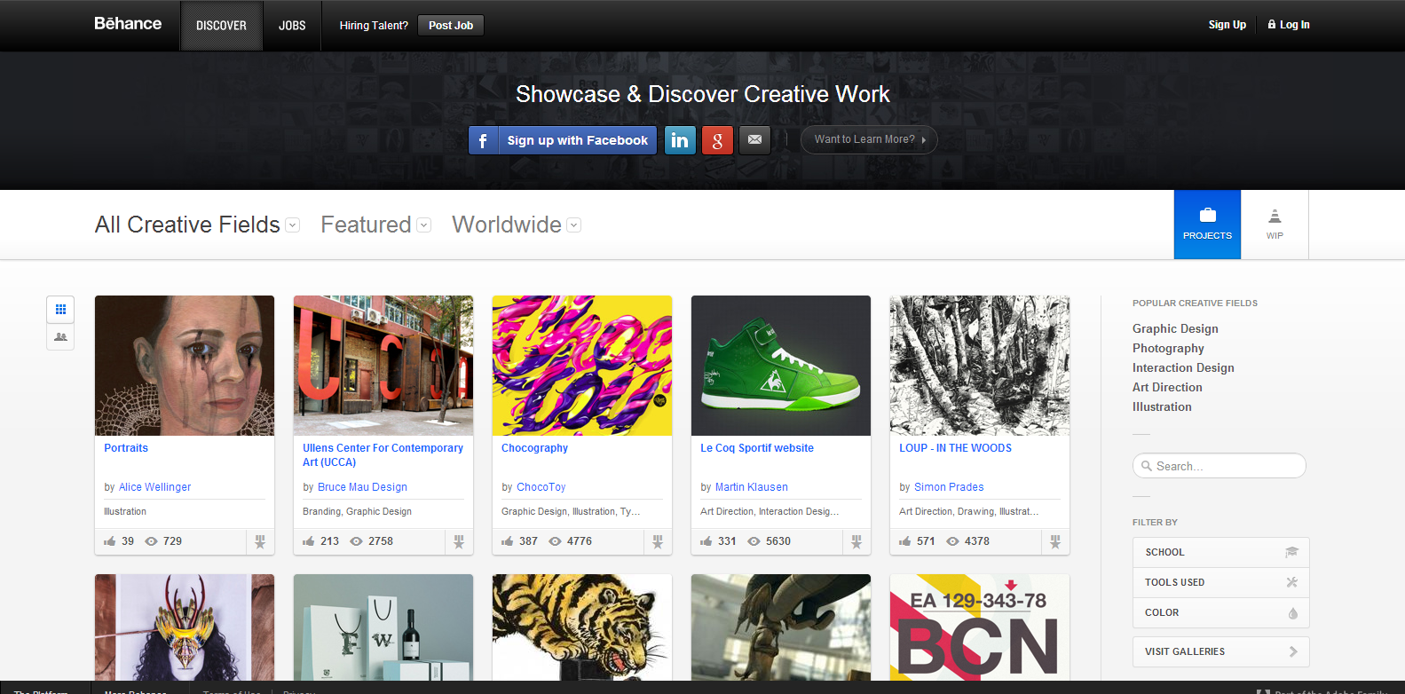 11 social network websites for designers to showcase and ...