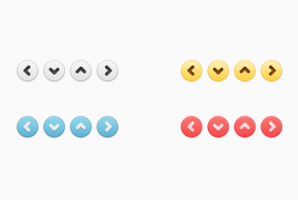 Minimal Elegant and Simple rounded Arrows PSD