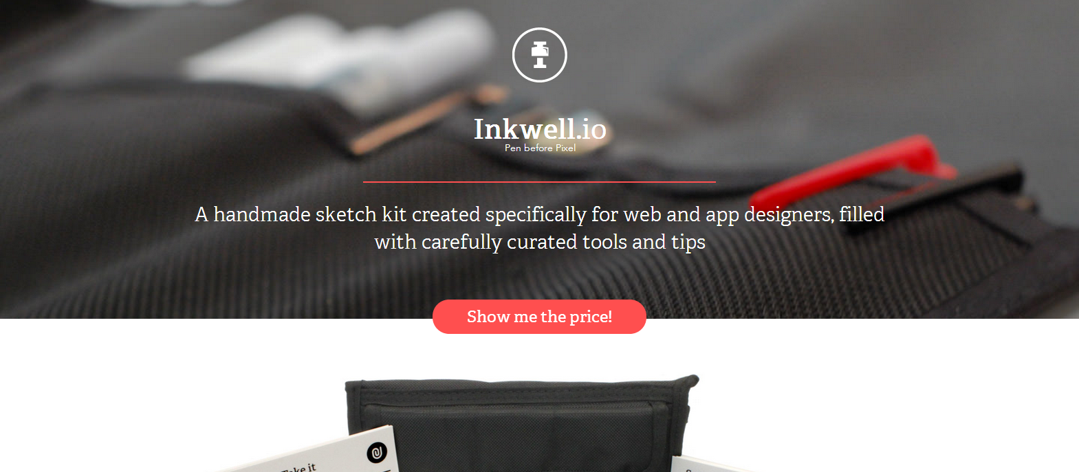 Inkwell.io   Pen before pixel