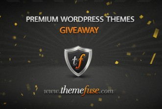 Giveaway: 3 WordPress Themes from ThemeFuse (ended)