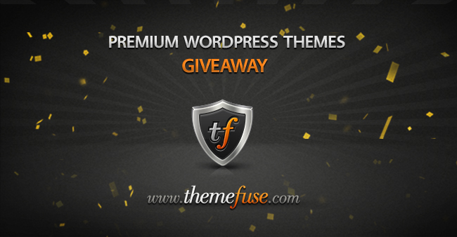 WordPress Theme giveaway from Themefuse (ended)