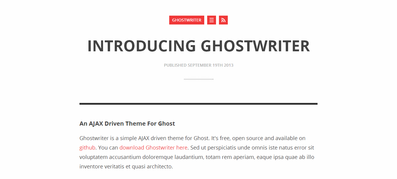 Ghostwriter-ghost-theme