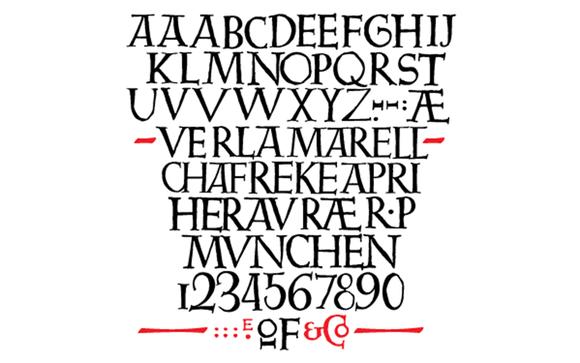 cruller-halloween-font