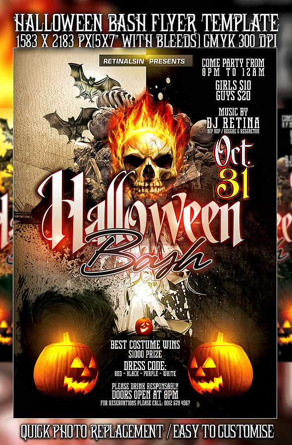 halloween-bash-flyer