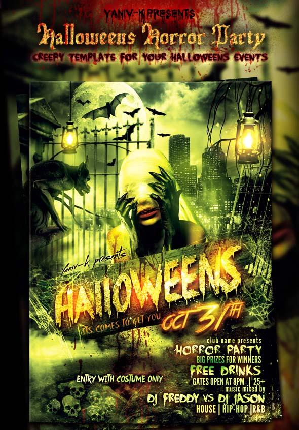halloween-horror-poster