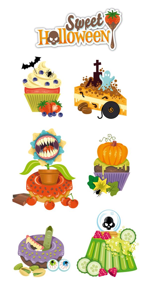halloween-sticker-collection