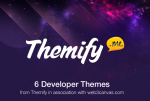 Giveaway: 6 WordPress Themes from Themify (ended)