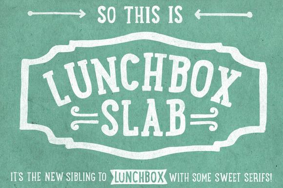 Lunchbox Slab
