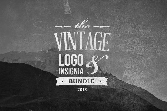 vintage-logo-templatesVintage Logo Template