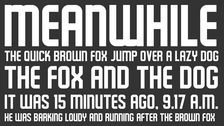 schluber-vintage-retro-font
