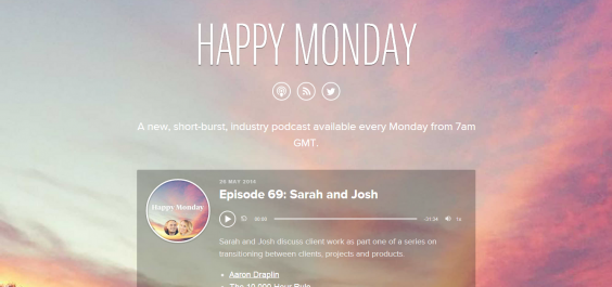 Happy Monday Design podcast