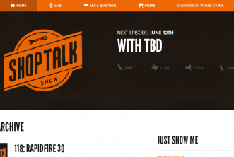 Web Design Podcasts for Designers