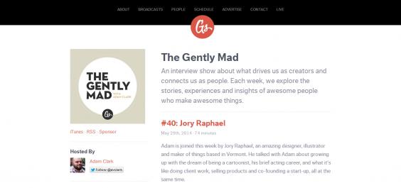The Gently Mad   Goodstuff FM