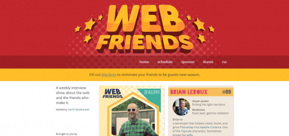 Web Friends HQ