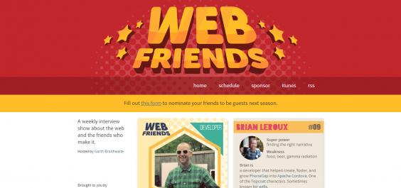 Web Friends HQ