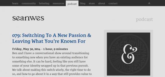 seanwes podcast