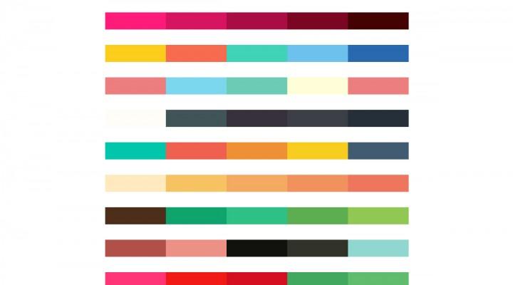 Flat UI Color Swatches - aco Autumn Edition - Web3Canvas | Web3Canvas