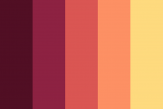 Flat UI Color Swatches – aco Autumn Edition