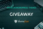 WordPress Giveaway – 3 Free Memberships From ThemeFuse