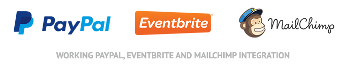 event-landing-template-paypal-eventbrite-mailchimp