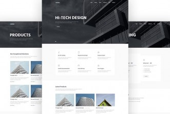 Free Bootstrap Corporate Website Template – Asentus