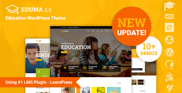10 Best Education WordPress Themes of 2017