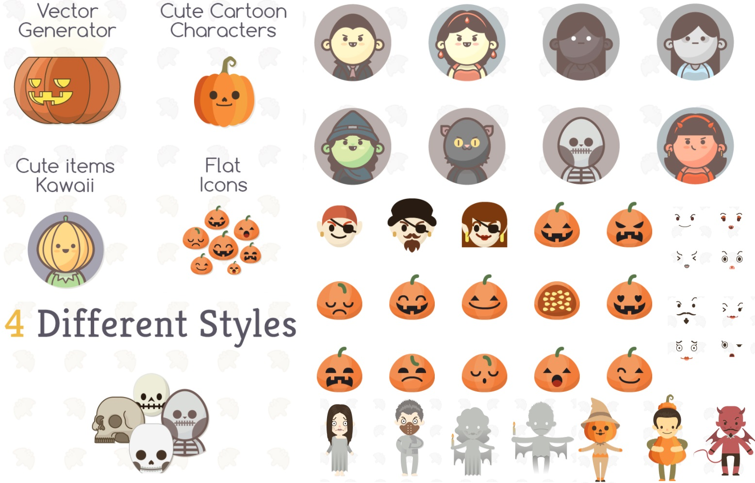 Halloween Graphic Design Resources