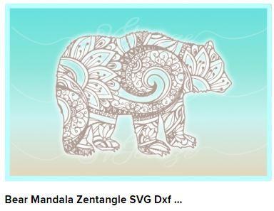 Bear Mandala Web3Canvas