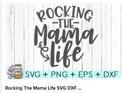 Rocking the mamma life WEb3Canvas