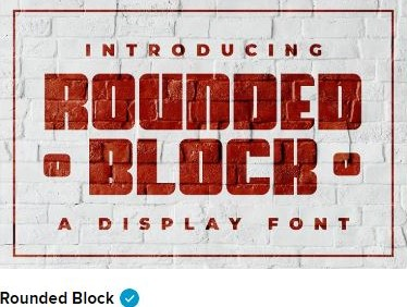 Rounded Blocks Web3Canvas