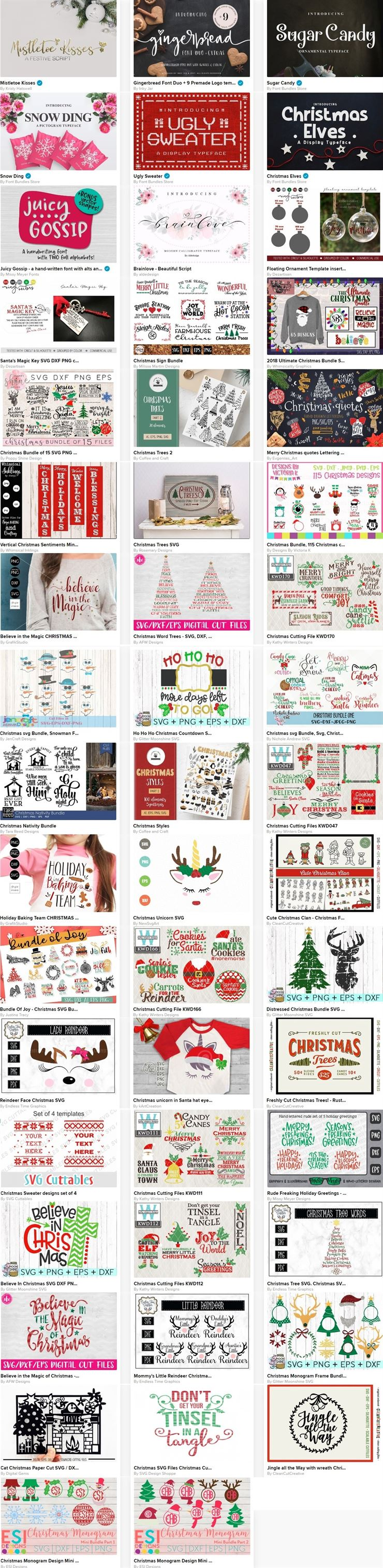 The Christmas Craft Bundle Volume II Web3Canvas