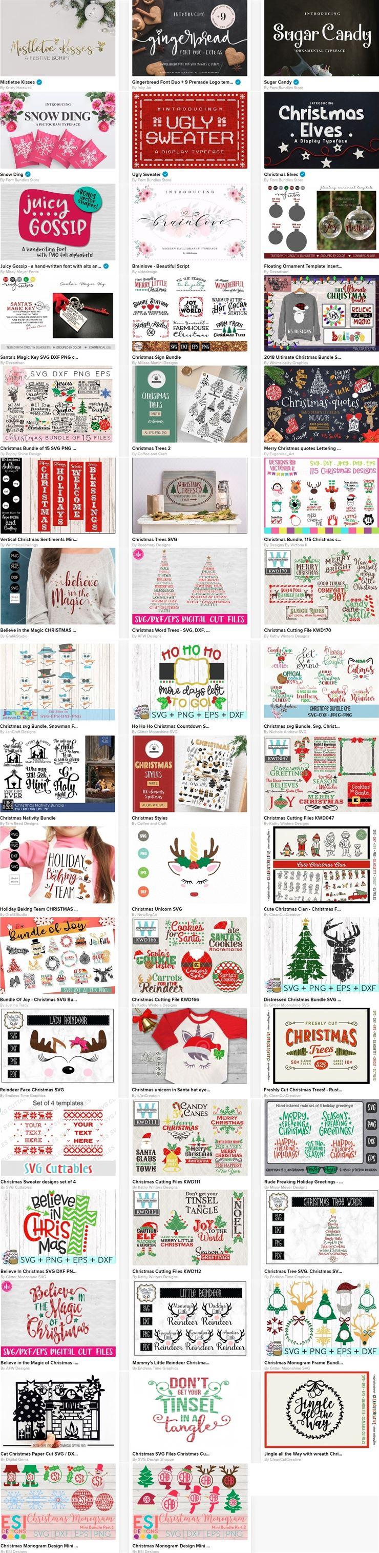 The Christmas Craft Bundle Volume II Web3Canvas