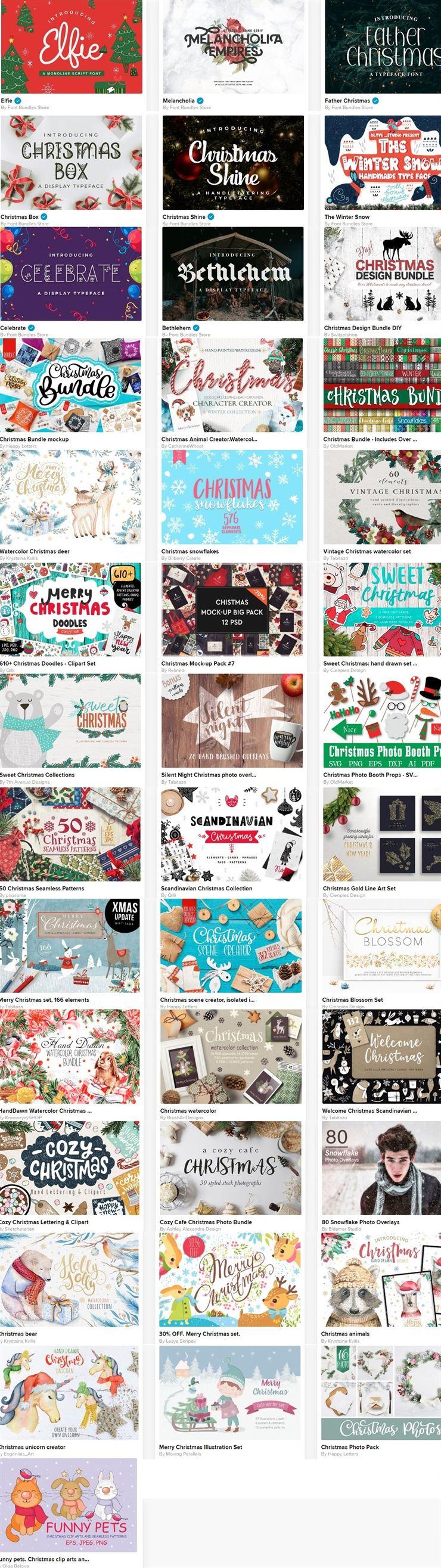 The Christmas Design Bundle Volume III Web3Canvas