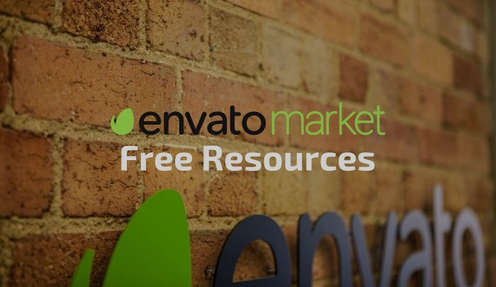 Grab October's Free Items – Envato Market