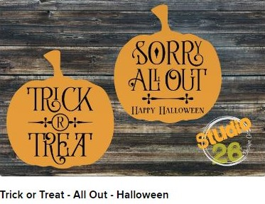 trick or treat Web3canvas
