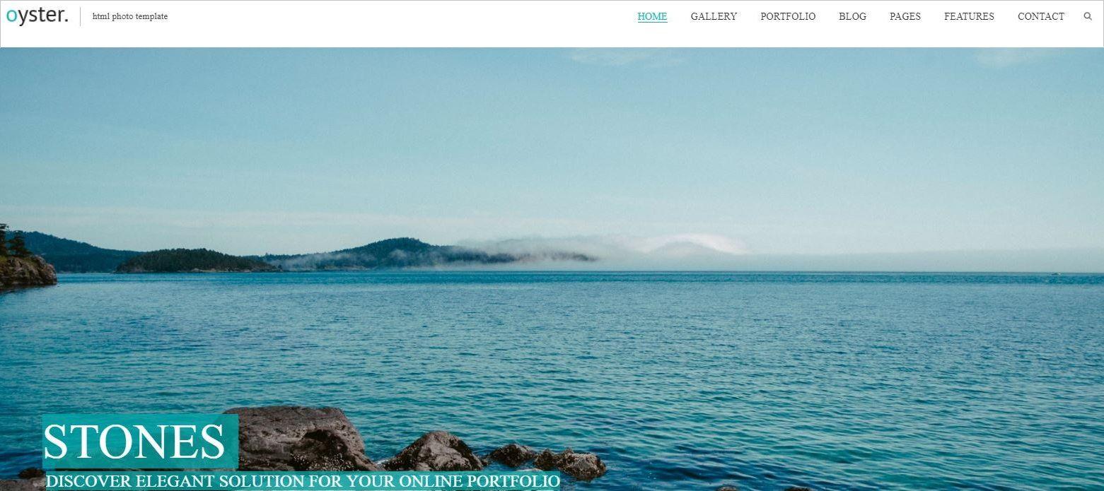 Best Photography Portfolio Website Templates - Web3Canvas