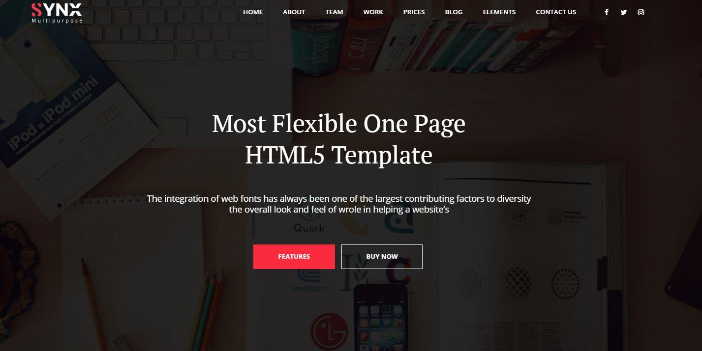 Best MultiPurpose Website Templates - Web3Canvas