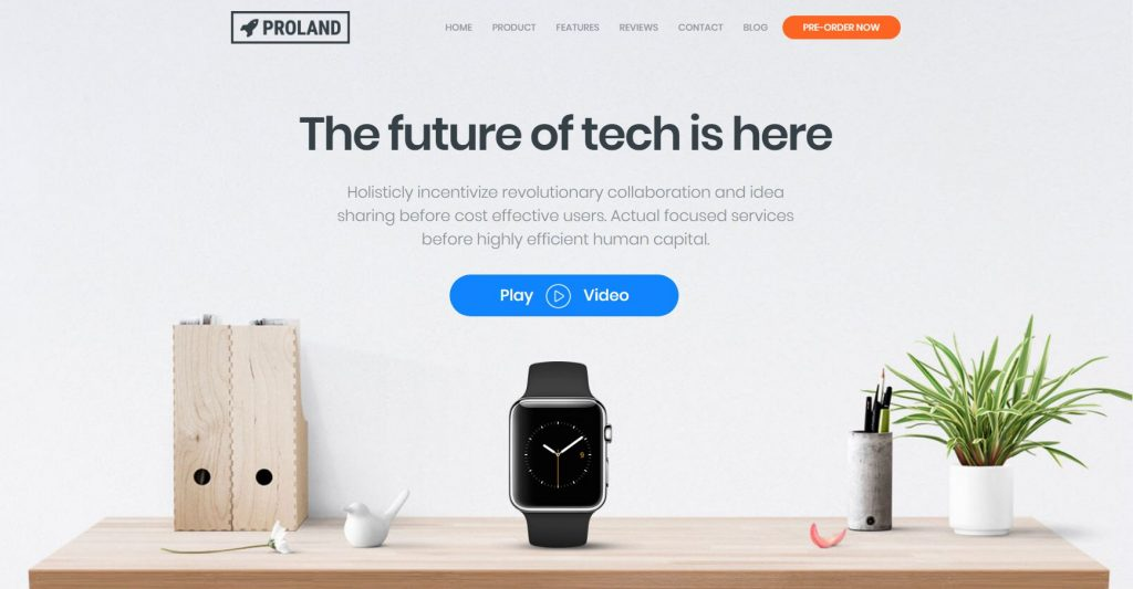 proland-product-landing-wordpress-theme-web3canvas