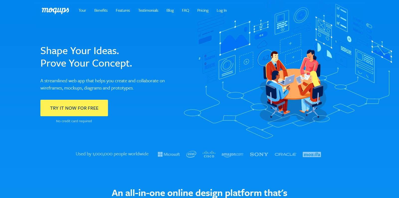 20+ Wireframe Tools for Designers - Web3Canvas