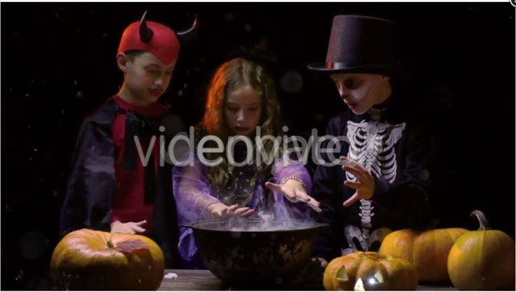 Halloween Video - 10 Web3Canvas