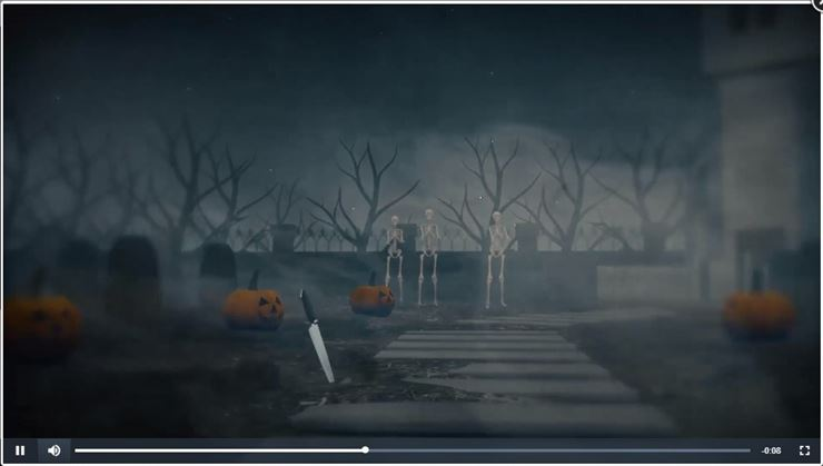 Halloween Video - 3 Web3Canvas