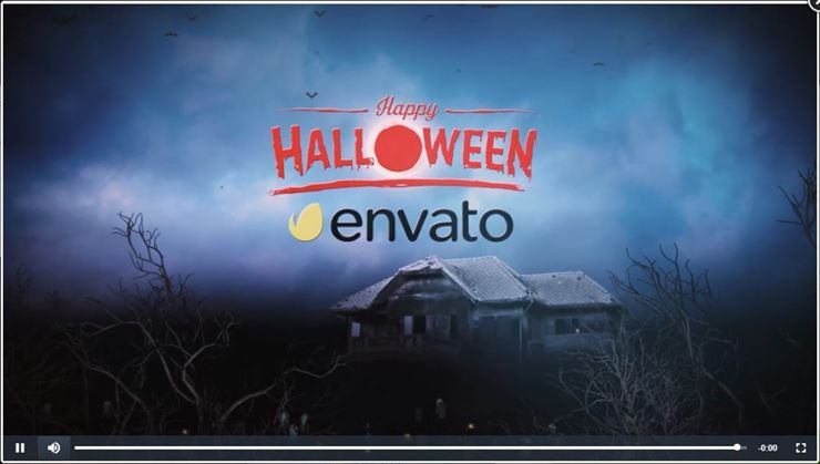 Halloween Video - 7 Web3Canvas