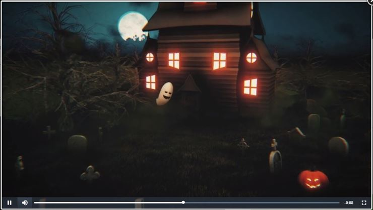 Halloween Video - 8 Web3Canvas
