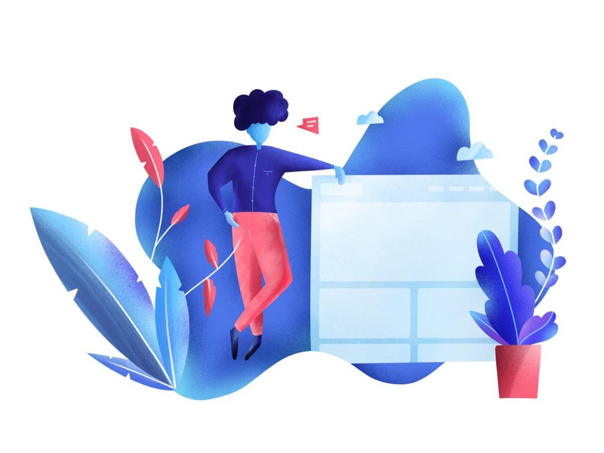 ux design digital marketing banner