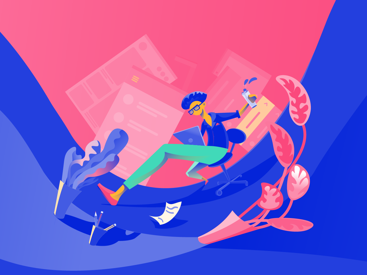 The most important UX Design trends for 2019 - Web3Canvas